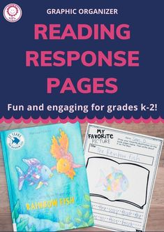 Reading response pages are perfect activities to keep your students engaged and learning while holding your guided reading groups. These printables keep your students engaged in developmentally-appropriate activities, which allow them to apply and practice the skills and strategies they've learned throughout the year. These pages can all be done individually, or in small groups, after direct instruction from the teacher. This pack also has a digital version of every organizer. Perfect for…