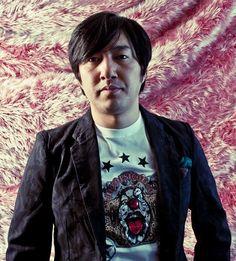Goichi Suda AKA Suda51.               https://en.wikipedia.org/wiki/Goichi_Suda https://en.wikipedia.org/wiki/Killer7