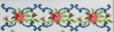 Υπέροχη καρδιά κόλπα: Cross Stitch: Τριαντάφυλλα σε στυλ Shabby-chic ... και όχι μόνο (συστήματα συλλογής)