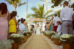 Durante a Cerimônia...