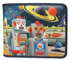 A great image on a bifold wallet! Everything And Nothing, Ecommerce Platforms, Lunch Box, Wallet, Stylish, Image, Bento Box, Purses, Diy Wallet