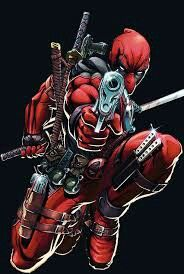 Pin if you like Deadpool