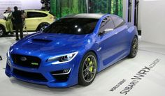 Subaru has unveiled their newest car, the 2015 WRX which is all new and redesigned and expected at dealers in the spring. 2014 Subaru Impreza Wrx, Subaru Wrx For Sale, Wrx Sti, 2014 Wrx, Sti Subaru, Import Cars, Auto News, Sweet Cars, Performance Cars