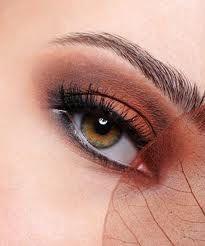 Eyeshadow for hazel eyes!