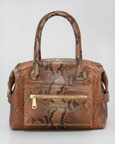 VBH Python Metropolis Satchel Bag   $4,350.00