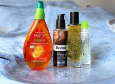 Welches Haaröl hilft deinem Haar wirklich? 4 Haaröle im Vergleich