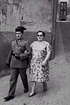 España años 50.