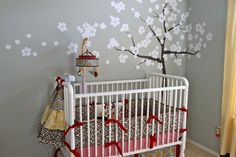 Cute Gray Baby Room Colors Ideas