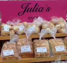 Julia's Bakery is known for their Oat Cakes (a delicious, crumbly specialty), so stop here to try one. Season:Open Year Round June - September Monday, Tuesday, Wednesday and Saturday 8:30am - 7:00pm; Thursday and Friday 8:30am - 8:00pm; October - May Monday, Tuesday, Wednesday and Saturday 8:30am - 5:30pm; Thursday and Friday 8:30am - 8:00pm; Phone:1-902-295-3000; Address:48 Twining Street, Baddeck, Nova Scotia B0E 1B0 Tuesday Wednesday, Thursday, Nova Scotia, Cinnamon Rolls, Scones, Baked Goods, Bakery, September, Friday