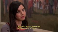 The 20 Most Relatable April Ludgate Quotes From 'Parks And Recreation'