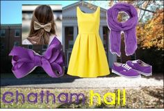 """Chatham Hall"" by mereweather ❤ liked on Polyvore"