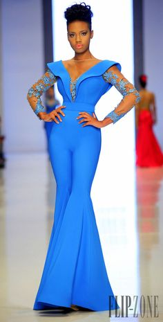 Fouad Sarkis Spring and Summer 2014 Haute Couture Collection Couture Mode, Couture Fashion, Couture Dresses, Fashion Dresses, Evening Dresses, Formal Dresses, Looks Chic, African Dress, Couture Collection