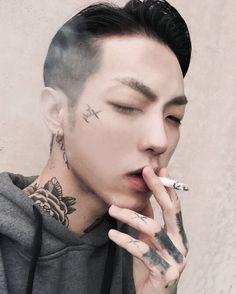 Korean HipHop Ulzzang Boys/Fashion