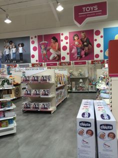 Kiddicare - Hayes - Baby - Retail - Visual Merchandising - Layout - Fixtures - Customer Journey - Design - Clear Retail - www.clearretailgroup.eu Kids Store, Baby Store, Clothing Store Design, Kids Clothing, Spa Reception, Store Layout, Baby Boutique, Wall Design, Pharmacy Store