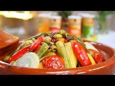 Choumicha : Tajine de légumes - YouTube Fruit Salad, Food, Moroccan, Kitchens, Fruit Salads, Meals, Yemek, Eten