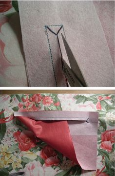How to make a pocket zip