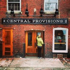 Central Provisions in Portland, ME