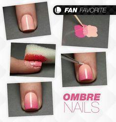 Nail art:-SS