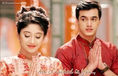 This kartik is tooo much better than........ Girl Couple, Couple Shoot, Romantic Couples, Cute Couples, Sweet Couples, Kartik And Naira, Wow Facts, Mohsin Khan, Cutest Couple Ever