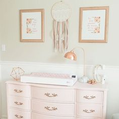 Copper accents in th
