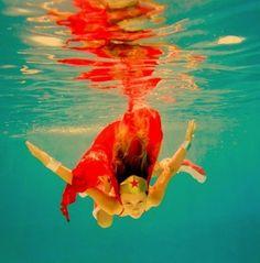 ww under water