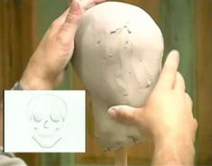 Ceramic Sculpture Video: An Introduction to Figure Sculpting in Clay