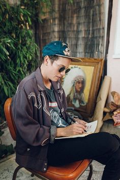 UO Studio Visits: Amber Ibarreche x UO - Urban Outfitters - Blog