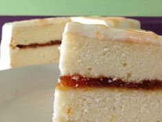 Happy Taste Test Tuesday! Today, we are sampling our Summer Orchard Layer Cake: Two moist Yellow Cake layers filled with a sweet and tart Peach Apricot Jam and surrounded with a delicious Citrus Cream Cheese Frosting. Come in today for your FREE slice with the purchase of a lunch or cake. Have a great day!