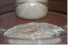 Was cookst Du heute: Mittagessen fürs Geschäft - griechischer Milchreis...