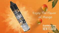 VGOD Mango Bomb SaltNic E-Liquid is a blast of a delicately sweet, yet rich and juicy slice of mango from the onset straight through to the exhale. Order Mango Bomb SaltNic today for your low wattage device. New Flavour, Vaping, Kim Kardashian, Surgery, Mango, Tropical, Good Things, Manga, Electronic Cigarette