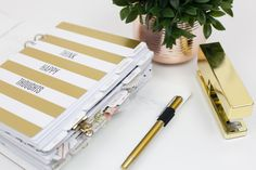 Inspirational Planner Pages