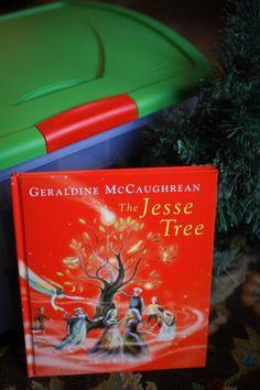 An excellent idea for a Jesse Tree ornament exchange party -- plus PHOTOS of ideas for each ornament!