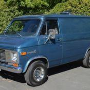 Pin On Chevy Van