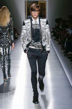d5bf11c8 16 Best balmain images | Man fashion, Jackets, Man style
