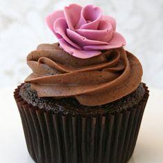 September: Chocolate Cupcakes | Perfectly Chocolate Cupcakes