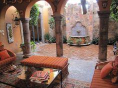 San Miguel de Allende, Guanajuato, Mexico • Beautiful adult home in historic San Miguel de Allende • VIEW THIS HOME ► https://www.homeexchange.com/en/listing/150983/