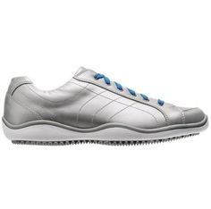 New Women's FootJoy LoPro Casual Spikeless Golf Shoes 97238 Silver-Blue 7.5 M #FootJoy Spikeless Golf Shoes, Womens Golf Shoes, Ladies Golf, Cole Haan, Oxford Shoes, Dress Shoes, Sneakers Nike, Lady, Casual