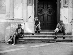 """Peter Wagner - """"3 Männer"""".  Hier gehts zur Gesamtübersicht: http://pxm.li/6ryCDE #Männer #Foto #Sommer"""