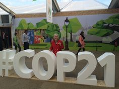 "Administrator Gina McCarthy is in Paris all of this week for the #COP21 climate talks. How's it going so far? She says: ""In the conversations I've been having, there's been a lot of excitement, optimism and commitment for global action. We know we need to act -- to preserve the planet for the next generations, to protect our health and our national security, and to keep our economies growing and moving forward."""