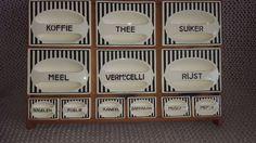 Nu in de #Catawiki veilingen: Prachtig antiek Kruidenkastje
