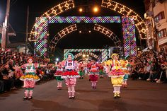 Grande Desfile de Natal   Gramado, RS - Brazil