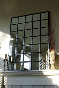 diy pottery barn eagan mirror my diy projects