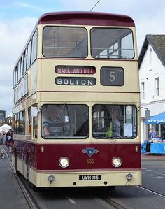 1963  Leyland Atlantean PDR1/1 with East Lancs H78F body