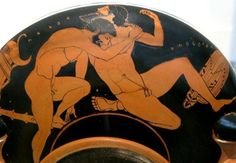 Homosexuality in ancient Greek civilization