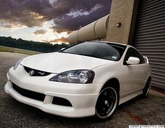Acura RSX Type S <3 the love of my life.