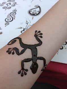 Lizard Henna