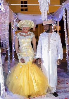 Nigerian Wedding Presents Amina Suleiman & Nasir Abubakar's Extravagant Wedding Celebrations   Mofe Bamuyiwa Photography