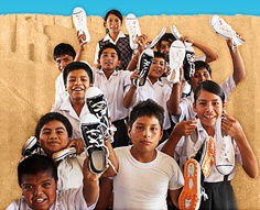 Soles For Souls - Changing the World, One Pair at a Time!