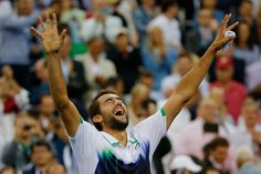 Marin Cilic finishes off Kei Nishikori in straight sets to claim the 2014 US Open title.