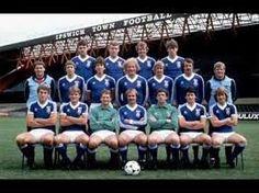 The dream team. ITFC 1980/81 season.